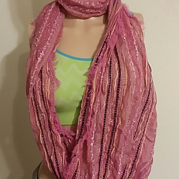 Accessories - Infinity Scarf
